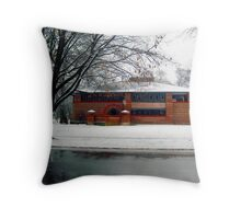 Heurtley House Throw Pillow