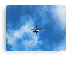 Garda Air  Canvas Print