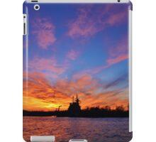Last Sunset Of 2014 iPad Case/Skin