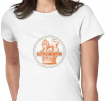 Republic of Jazz Womens Fitted T-Shirt