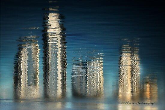 Golden Skyline © Vicki Ferrari Photography by Vicki Ferrari
