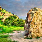 Meet me under the Rock by LudaNayvelt