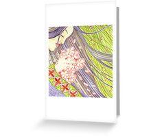 Sakurabana (2010) Greeting Card