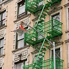 Chinatown Color on Mulberry Bend by ElyseFradkin