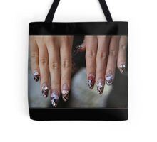 Cruise 2010 Spain *Nails for Easter* Tote Bag