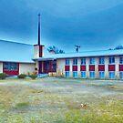 Congregational Church (UCC), Hardin, Montana by Bryan D. Spellman