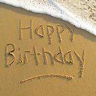 """Happy Birthday by Lenora """"Slinky"""" Regan"""