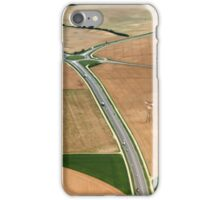 Windmill in the French Countryside iPhone Case/Skin