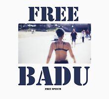 FREE BADU free speech Mens V-Neck T-Shirt