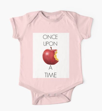 Once Upon A Time One Piece - Short Sleeve
