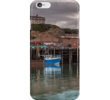 Whutby Harbour at Dusk iPhone Case/Skin