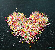 hundreds and thousands of love by kirsten foley