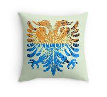 Carpe Diem Mythical Griffin Throw Pillow