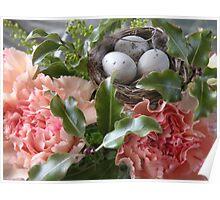 Easter eggs.... Poster
