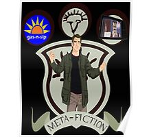 Meta-Fiction Gabriel Poster