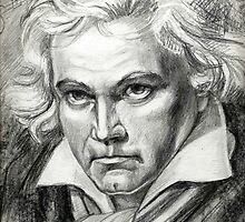 BEETHOVEN by Günter Maria  Knauth
