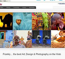 Homepage Feature by Indrani Ghose