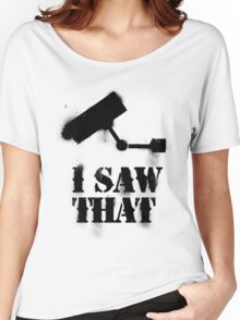 I saw that Women's Relaxed Fit T-Shirt