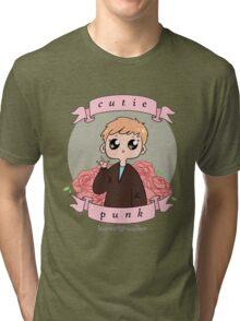 Cutie Punk  Tri-blend T-Shirt