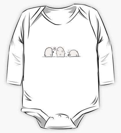 penguins One Piece - Long Sleeve