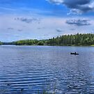 Lake Nockamixon by DJ Florek