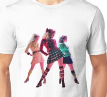 Heather, Heather, and Heather Unisex T-Shirt
