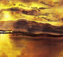 Peaceful  by Caroline  Lembke