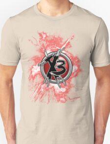 Times 3 - Fury Unisex T-Shirt