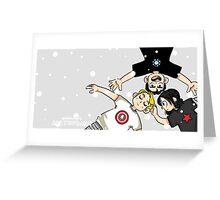 Kid!Avengers Greeting Card