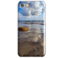 CLOUDS ON THE SAND iPhone Case/Skin