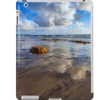 CLOUDS ON THE SAND iPad Case/Skin