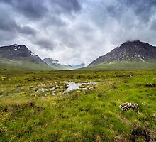Glencoe by Jeremy Lavender Photography
