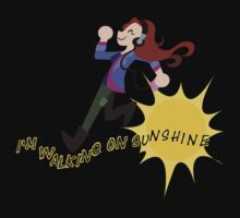 Charlie Bradbury - I'm walking on sunshine by MonkeyLi