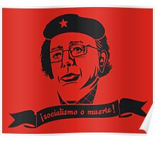 Bernie Che Sanders 2016 Poster