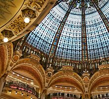 Galleries Lafayette  by Louise Fahy