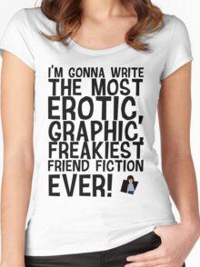 Tina Belcher Women's Fitted Scoop T-Shirt