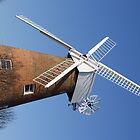 Rayleigh Windmill (Colour) by Puddlejumper9