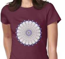 'KaliFract 0088' Womens Fitted T-Shirt