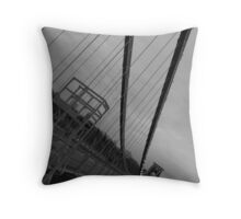 Clifton Suspension Bridge, Bristol Throw Pillow