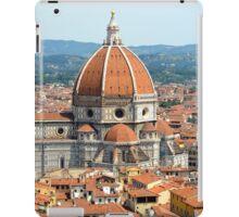 Approaching Il Duomo iPad Case/Skin
