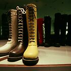 Boot Laces #2 by accozzaglia