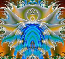 Angel Crest II by Devalyn Marshall