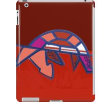 Yoga turtle iPad Case/Skin