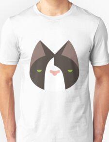 Old grumpy cat Unisex T-Shirt