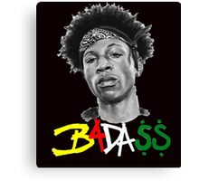 Joey Bada$$ Canvas Print