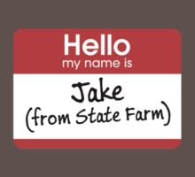 Jake from State Farm Baby Tee