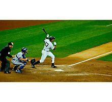 Yankee Hit Photographic Print