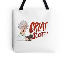 GREAT SCOTT! Tote Bag