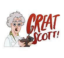 GREAT SCOTT! by jimmyrogers