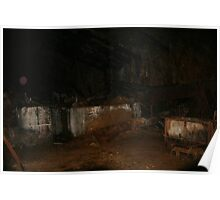 Gold Mine Ghost (ORB) Poster